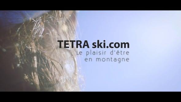 Tetra ski