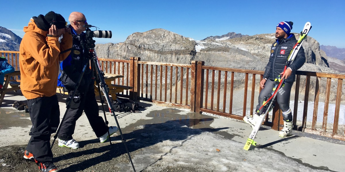 production video tignes,production video savoie, production video tarentaise, ski alpin