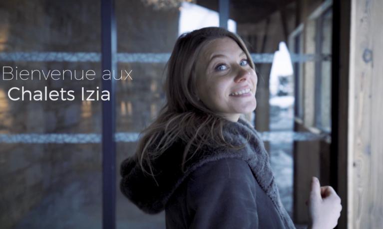 Chalet Izia promo 2019